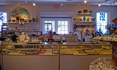 Find beautiful jewelry, home decor and more at our store, Sunburst Crystal & Far East Traders, in downtown St. Augustine, FL. #oldestcity #oldcity #staugustine #florida #travel #tourism #jewelry #gifts #glass #art #gemstones