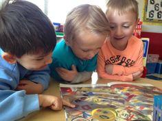 Best Summertime Reading for Preschoolers