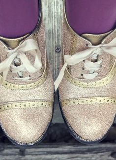 20 Mod Podge shoe projects - revamp your footwear! ~ Mod Podge Rocks!