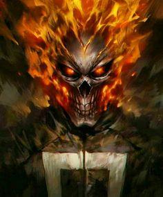 Ghost Rider ( Robby Reyes )