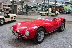 Alfa Romeo  C52  Disco Volante .