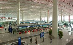Beijing Airport | Projects | Foster + Partners