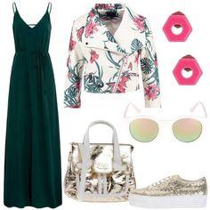 96ac801a7c40 Verde speranza: outfit donna Trendy per tutti i giorni | Bantoa