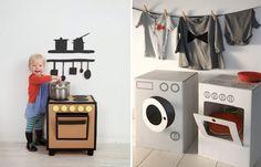 10 pomysłów na rewelacyjne zabawki z kartonów - dziecisawazne.pl - naturalne rodzicielstwo