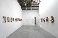 Matt W. Moore – S H A D O V V S – 886 Geary Gallery (SF, CA) 8/15 - 9/5 (2015).