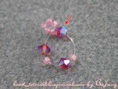 bead_tutorial: [Tutorial] Flower Motif #6
