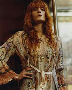"""Florence and The Machine""""umm. this is another song about drowning"""" - Florence Welch Kari Jobe, Pentatonix, Sara Bareilles, Florence Welch Style, Florence The Machines, Moda Boho, Celebs, Celebrities, Style Icons"""