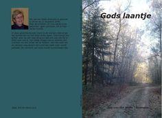 Gods laantje. Ina van der Welle. http://www.gedichtensite.nl/gedichtenbundels