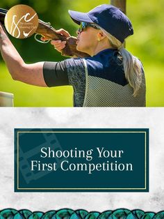 Shooting Your First Competition Shooting Club, Shooting Games, Lady Games, Clay Pigeon Shooting, Shooting Accessories, Fun Days Out, Competition, Vests, Shooter Games
