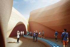 expo milan 2015 UAE pavilion by Foster 01