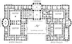 Bishop's Place called Residenz at Würzburg -Floor Plans  -0461329063754864.jpg (800×500)