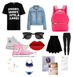 """""""My sisters style!!;)"""" by venzoe on Polyvore featuring Sophie Hulme, Polo Ralph Lauren and Converse"""