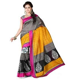 Fall in love with sarees again this monsoon with our monsoon collection. Shop best designed Indian sarees for occasions like wedding, festival, bridal, party, casual saris and more in various colors, styles and fabrics at low prices at ladyindia.com