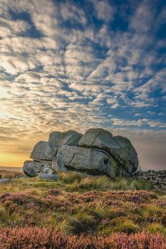 Keighley Moor, West Yorkshire by mariotlr on Flickr.