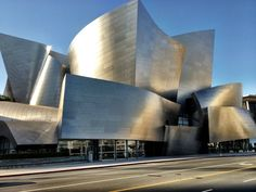 Frank Gehry Disney Concert Hall  #architecture #Frank #Gehry Pinned by www.modlar.com