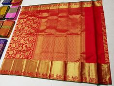 We offer special discounts for Wedding and resale purchase. We are manufacturer of high quality Kanchipuram Silk sarees, soft silks, wedding silks at wholesale price. Kerala Wedding Saree, Bridal Sarees South Indian, Saree Wedding, Latest Silk Sarees, Pure Silk Sarees, Cotton Saree, Ethnic Sarees, Indian Sarees, Kanjipuram Saree