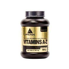 Mic's Body Shop Angebote PEAK Vitamins A-Z 180gIhr QuickBerater