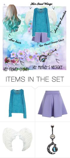 """Kinder Lilith"" by theariesmoonprincess on Polyvore featuring art"