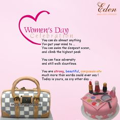 Dale's Eden ~ Tag the most special woman in your life and tell her what makes her so special  http://www.daleseden.com