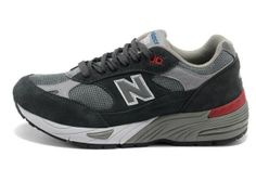 New Balance 991 ING Mens Trainers Dark Grey
