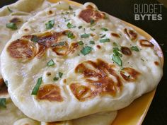 """Naan. If you're unfamiliar with naan, it is basically just an Indian style flat bread. Okay, maybe it's not """"just"""" flat bread.This stuff is AMAZING"""