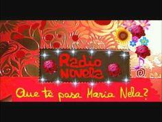 una oyente consultando de Radio Novela Improvisada  https://www.youtube.com/watch?v=_wy1Tv62C0E