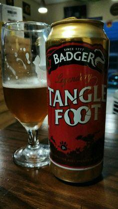 Badger Tangle Foot.