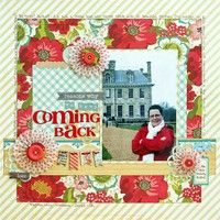 A Project by DaphneWR from our Scrapbooking Gallery originally submitted 04/20/12 at 06:03 AM