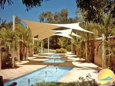 residential shade sails - Google Search