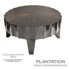 Another beautiful piece by plantation