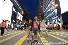 Hong Kong with Kids: Comfortable Stay @ Citadines Ashley Serviced Apartment