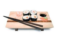Mountain Woods Sushi Server  $20