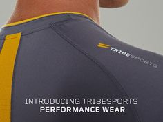 Tribesports: Revolutionizing the sportswear industry by Tribesports — Kickstarter.  The world's first community-powered sportswear range, bringing you premium quality at up to 40% cheaper than leading sports brands.