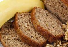 Banana Nut Oat Bread (No Flour or Sugar Added!) | BodyRock.tv
