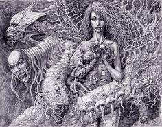 The Incantation by Xeeming.deviantart.com