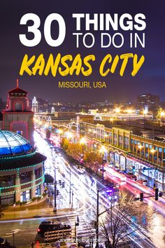 Figuring out what to do in Kansas City, Missouri is tough, not because there are few things to do, but because there are so many things to do. This handy travel guide will show you the best attractions and places to visit in Kansas City. Kansas City Attractions, National Airlines, Kansas City Missouri, Oklahoma, Kansas Usa, Nebraska, Road Trip Usa, Usa Roadtrip, United States Travel