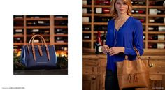 2015 Holiday Gift Guide - Claremont Miller Satchel | City Dawson