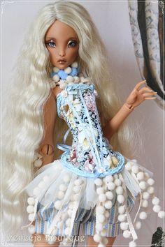 venecja outfit for Lyse Lillycat Cerisedolls by venecja on Etsy, $85.00