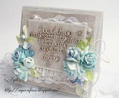 AgaC: Kartka z różami