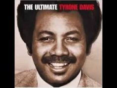I'll Be Right Here Tyrone Davis - YouTube
