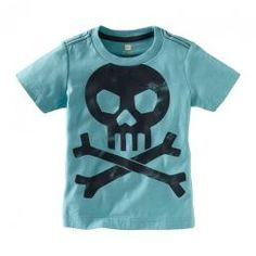 Argh!  It's a pirate skull and crossbones tee from tea collection!