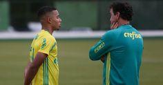 Palmeiras começa decisão na Copa do Brasil em meio a 'DRs' fora do campo