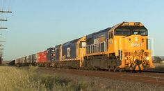 More Trains at Donnybrook: Australian Trains