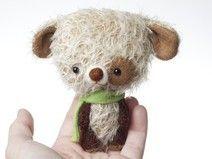 Nuno - miniature teddy bear - made to order -