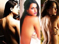 Be it Hollywood or Bollywood, there are loads of actresses who have no qualms whatsoever in going topless for a movie. Some call it art, some call it sleaze, but one thing's for sure-the beautiful contours of a woman's naked body sure set the TRPs soaring for any movie. While the fight between Bollywood and the censor board continues, check out 10 Bollywood actresses who went topless in movies.Don't Miss: 25 Hot Celebrities Who Posed for PETAImage courtesy: Movie stills, posters