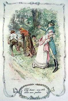 E39. 'The terror… was then their own portion.' Jane Austen - Emma, Vol. III - cap. 3 (39)