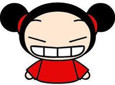 "Of Pinks and Fairy Tales: Felt Pucca ""Doll"" Animated Cartoons, Cool Cartoons, Disney Cartoons, Best Cartoon Movies, Cartoon Books, Cartoon Network Characters, Desenhos Cartoon Network, Cartoon Outfits, Simple Cartoon"