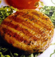 High Protein Recipe - Tuna Burgers! The ingredients couldn't be simpler: 1 Can of Tuna and 2 Eggs