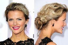 Long Bridesmaid Hairstyles 2012