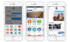 iMessage App Storeに登録された1650種類以上のアプリの大半を占めるステッカー